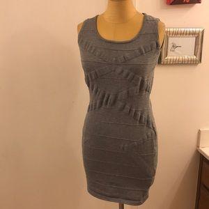 💥Pink Rose💥 Rayon Poly Sweater tank Dress